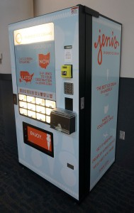 Jenis Vending Machine